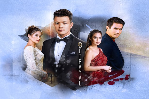 "Jericho Rosales stars in new PH drama series, ""Betrayal"""